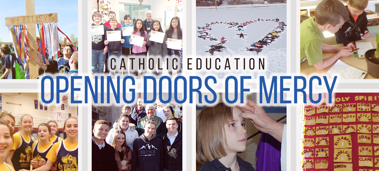Catholic Education Week<br /><strong>May 1st - 6th, 2016</strong>