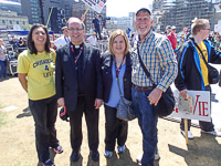 May 14, 2015 - March for Life 2015, Ottawa