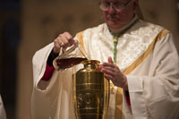 April 10, 2017 - Chrism Mass