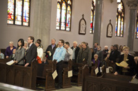 Rite of Election in Guelph