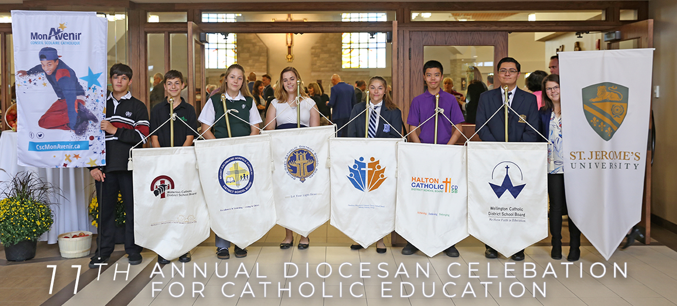 11th Annual Diocesan Celebration for Catholic Education