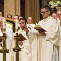May 5, 2018 - Ordination to the Priesthood