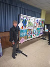 Solidarity Quilt in the Hamilton Diocese