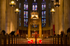 July 29, 2014 - Taize Prayer at the Cathedral Basilica