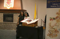 Reception of the Saint John's Bible: Wisdom Books and Historical Books