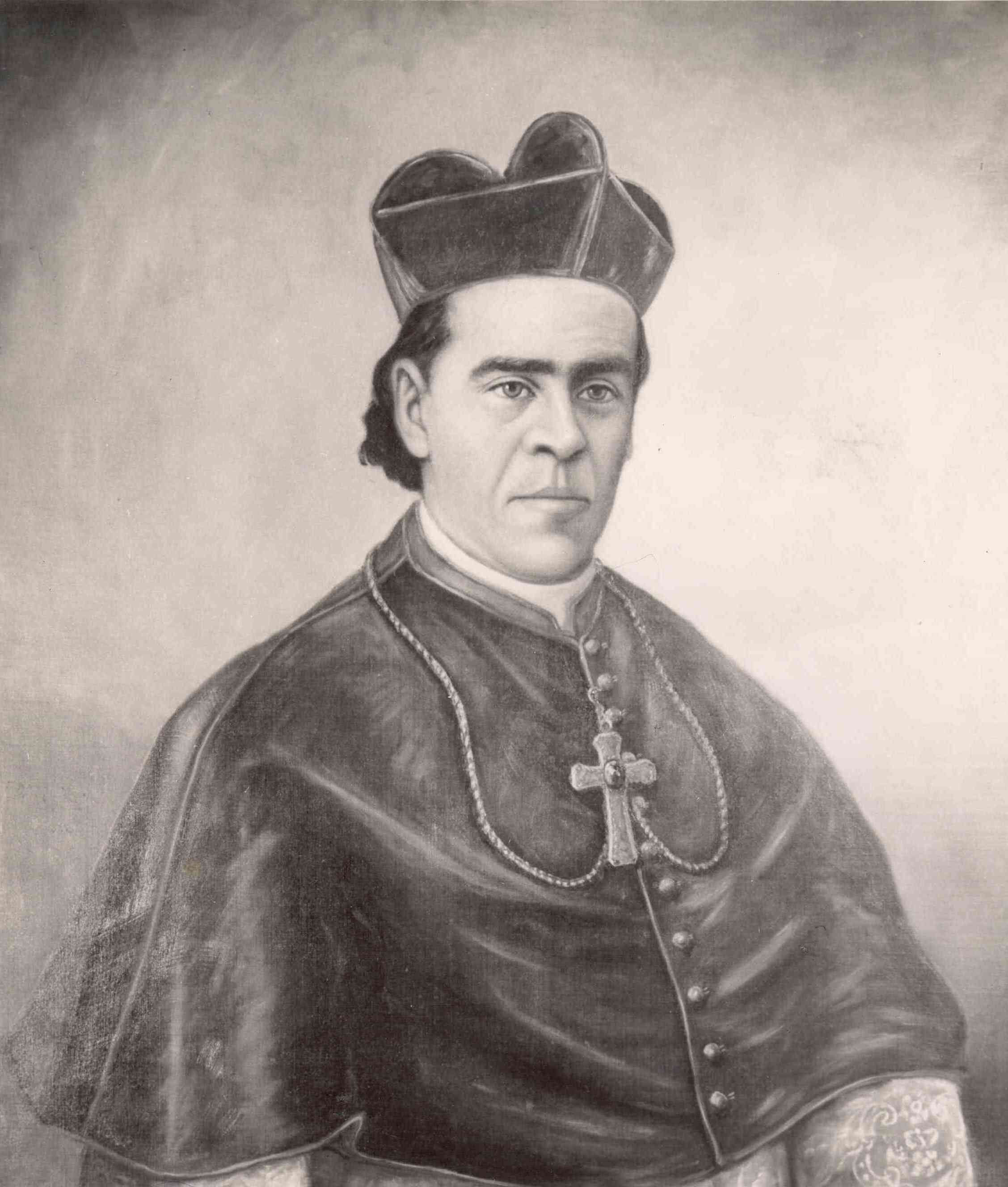 Bishop Peter F. Crinnon