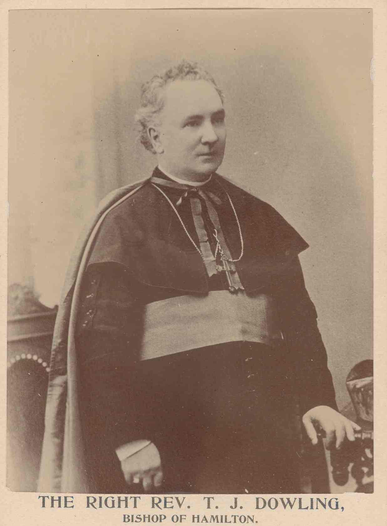 Bishop Thomas J. Dowling