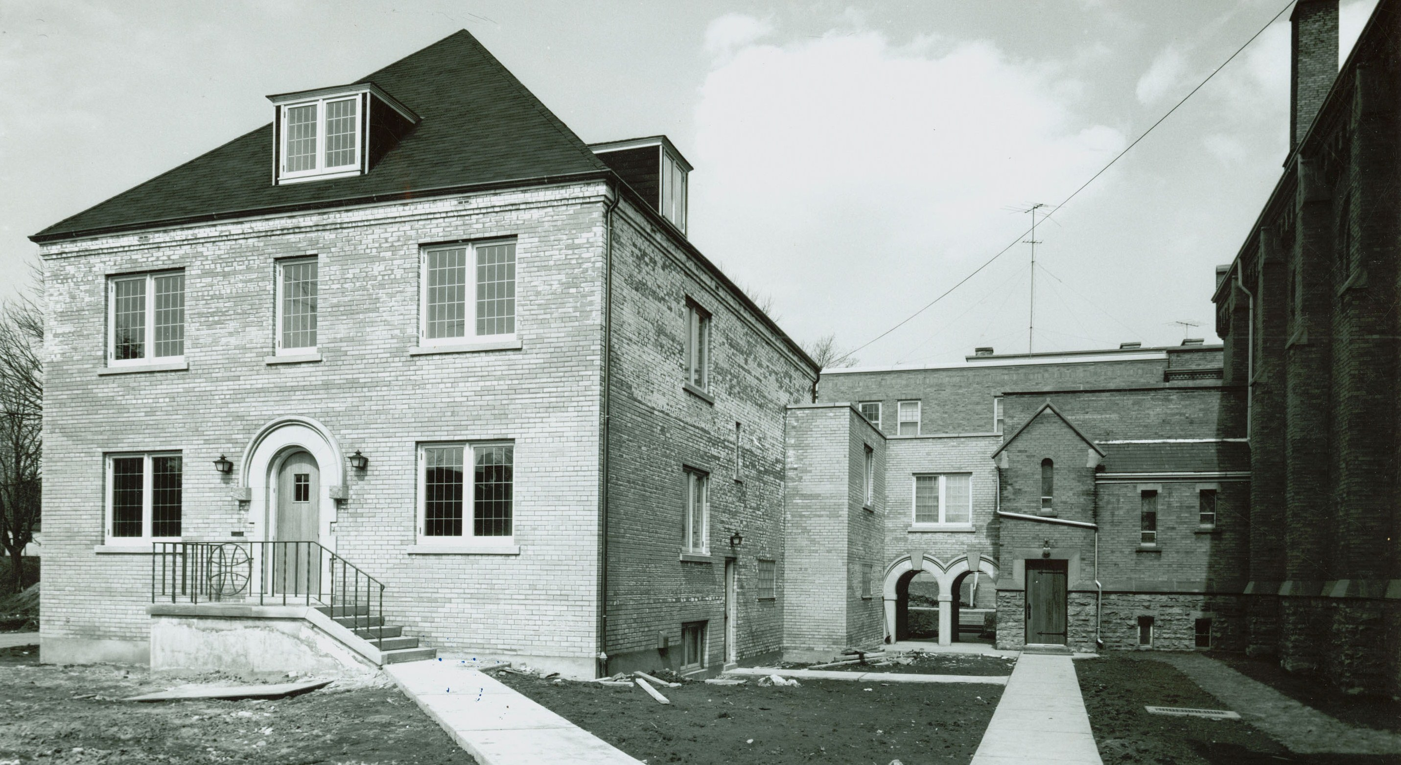 Rectory, Sacred Heart, Kitchener