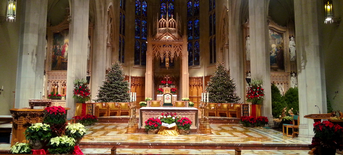 Christmas Season at the Cathedral Basilica of Christ the King