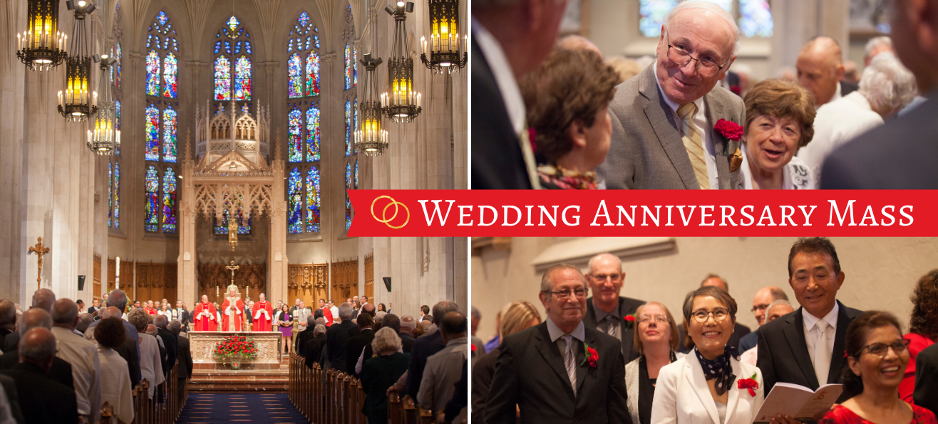 2020 Wedding Anniversary Mass