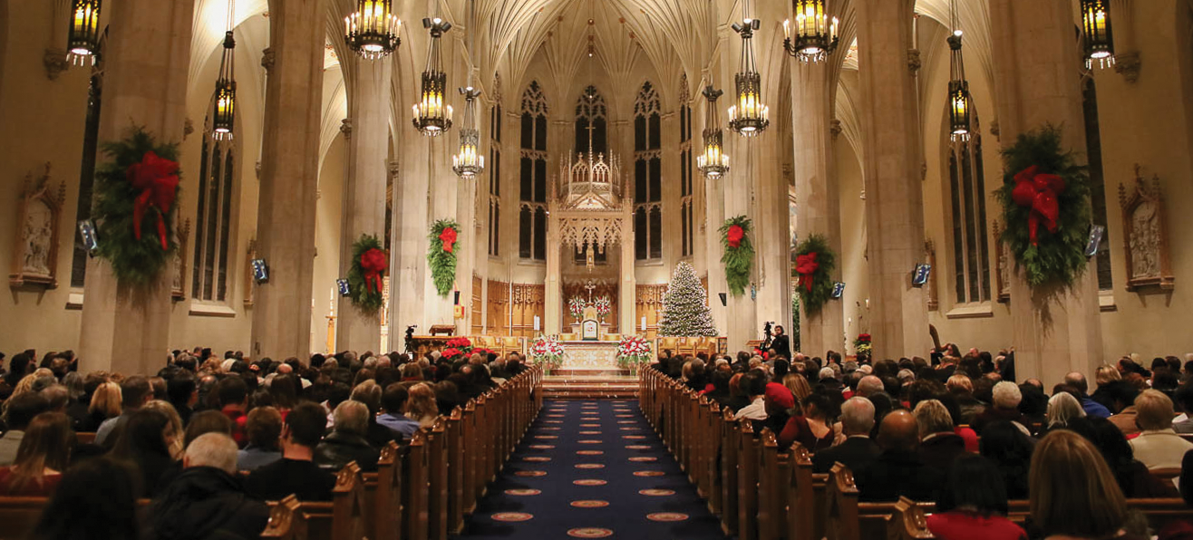 Cathedral Basilica of Christ the King: Christmas Celebrations
