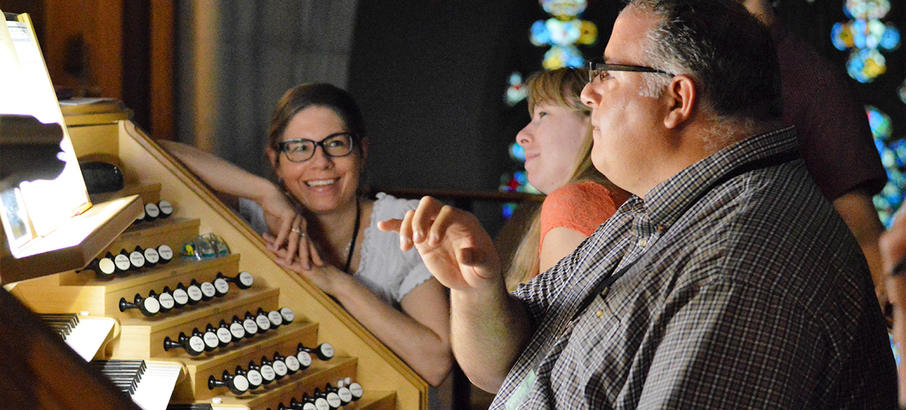 Photos: 2016 Ontario Liturgical Conference Summer School