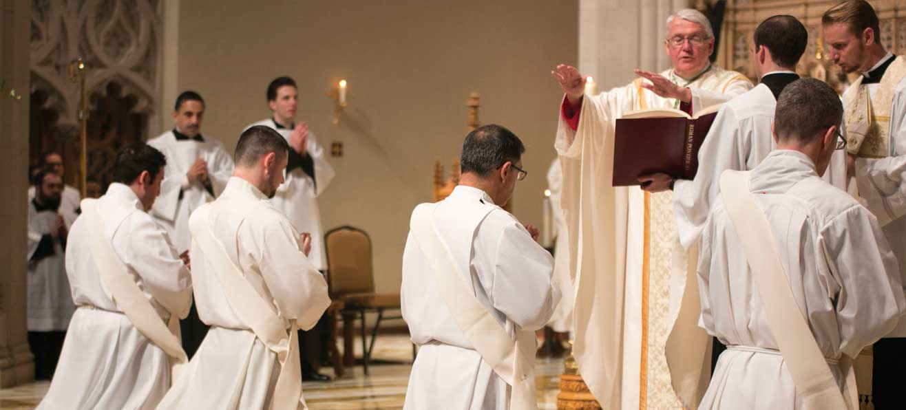 Ordination to the Priesthood: Fathers Avila, Campbell, D'Souza and Jamroz