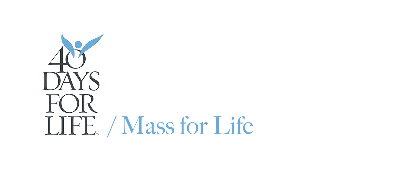 40 days for life mass homily diocese of hamilton 40 days for life mass homily stopboris Images