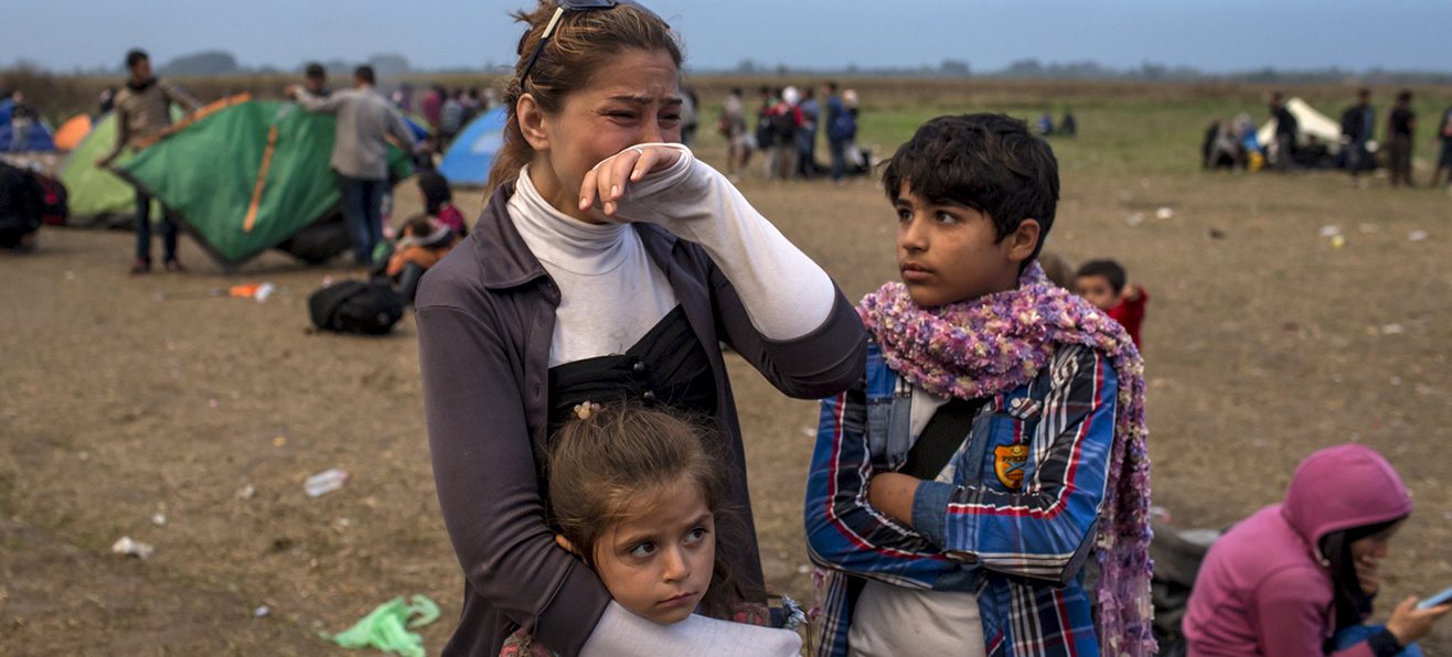 Bishops of Canada Endorse and Support Joint Fundraising Campaign for Syrian Refugees