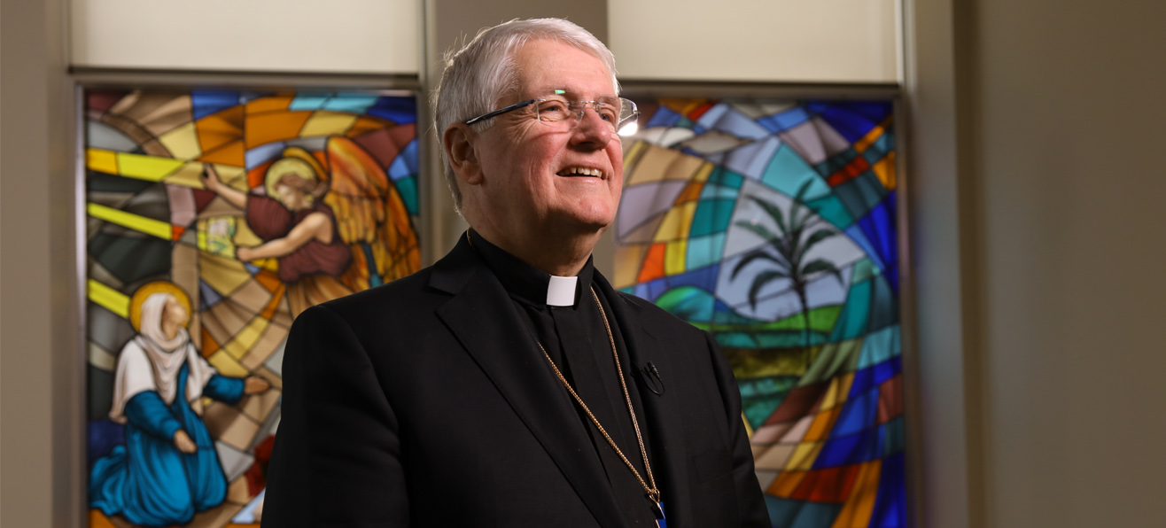 Bishop Crosby's Message from the Canadian Conference of Catholic Bishops