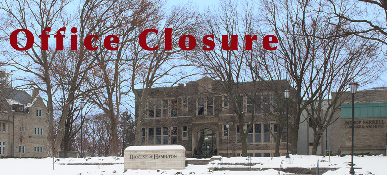 Office Closure: Tuesday, March 14th