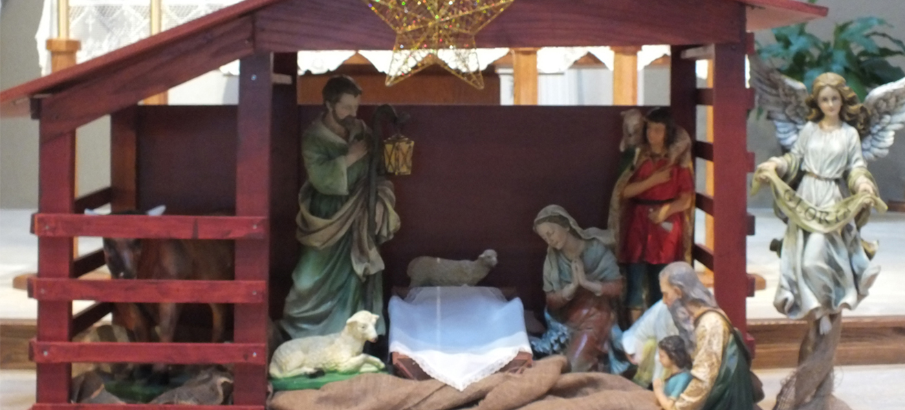 St. Michael's Parish prepares for Christmas