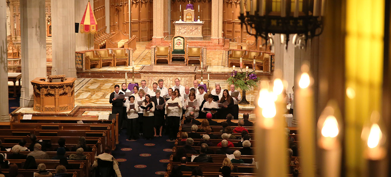 Advent Hymn Festival for Peace