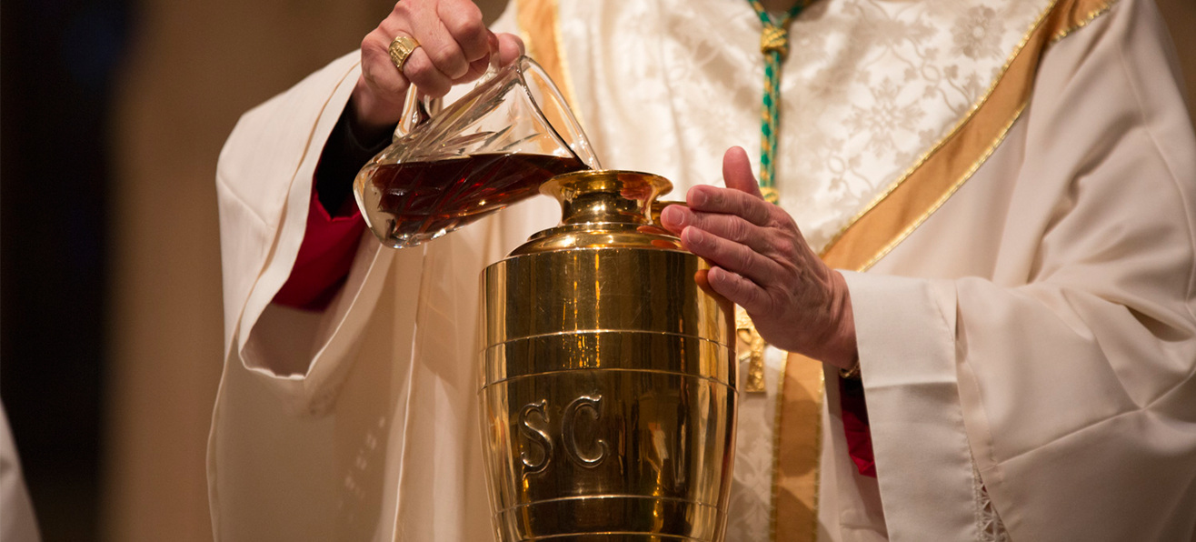 The 2017 Chrism Mass