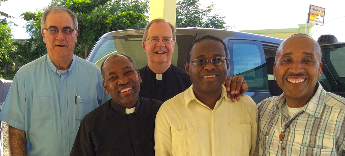Visit to the Archdiocese of<br/> Port-au-Prince