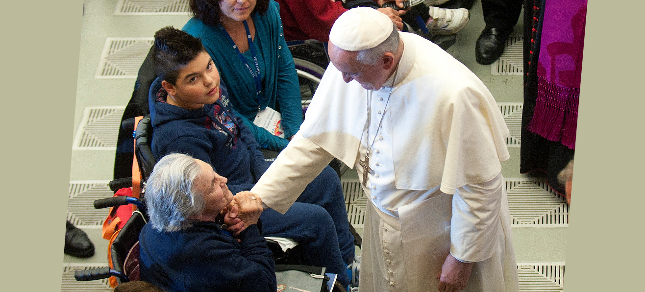 Message of Pope Francis on the 23rd World Day of the Sick
