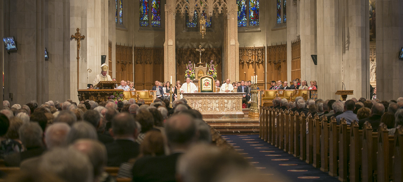 Highlights from 2018 Wedding Anniversary Mass