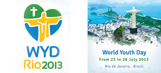 Salt + Light to air live coverage of World Youth Day Rio 2013