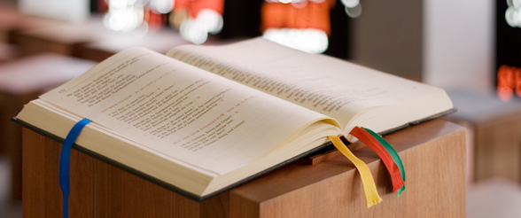 new roman missal for liturgy