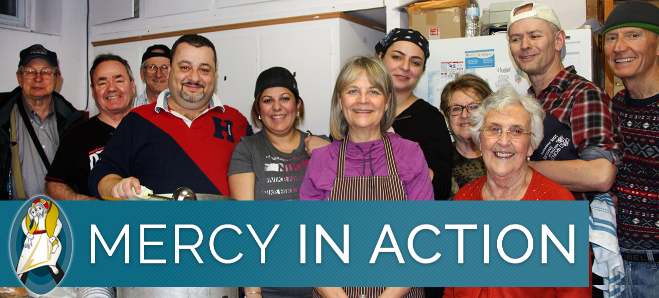 Mercy In Action: St. Philippe, Burlington