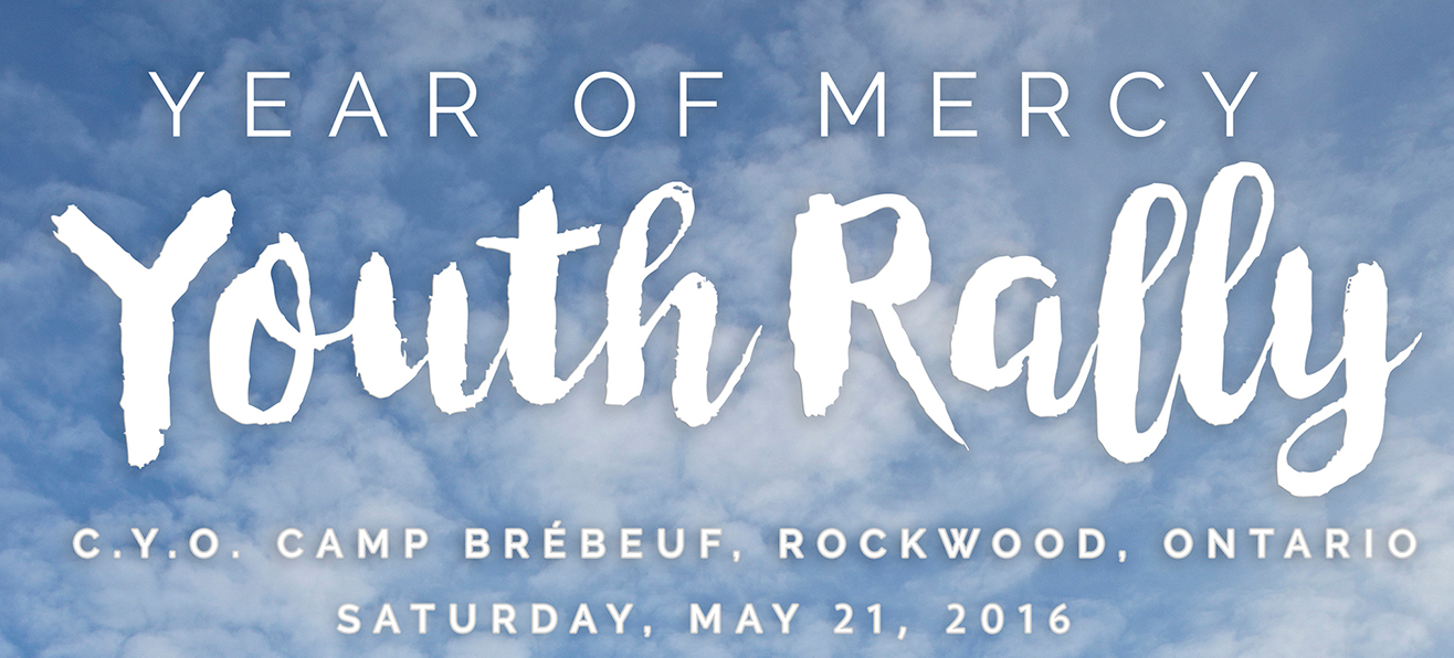 Year of Mercy Youth Rally