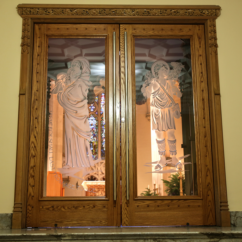 Holy Doors & Year of Mercy - Diocese of Hamilton